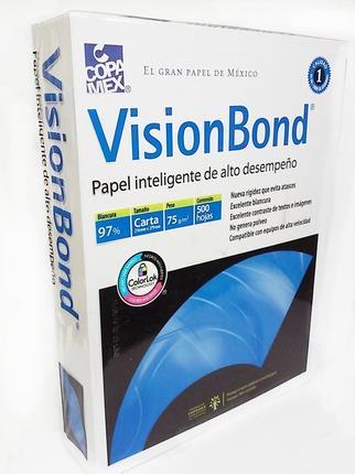 HOJA OFICIO VISION BOND C/500